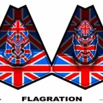 Gilbert & George Flagration @ Lichtundfire