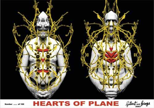 Gilbert-George-Hearts-of-Plane-slider