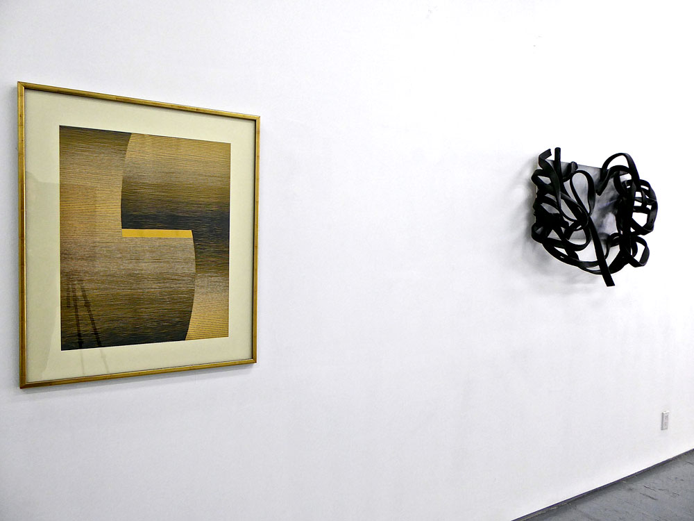 Gallery Opening Linea Lingua Universalis or Random Connectivity @ Lichtundfire