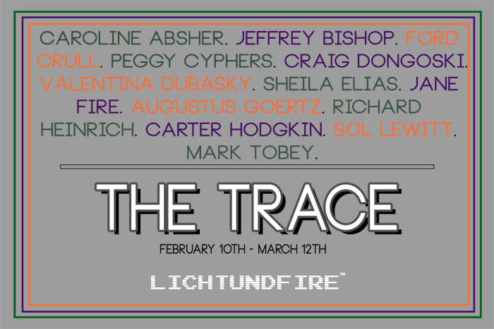 Lichtundfire The Trace Show