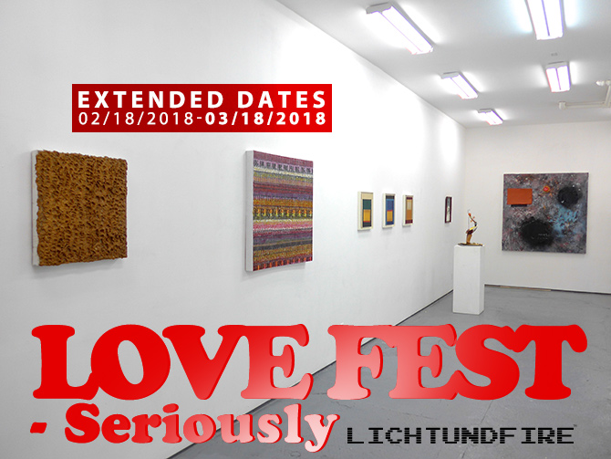 LOVE FEST - Seriously @ Lichtundfire
