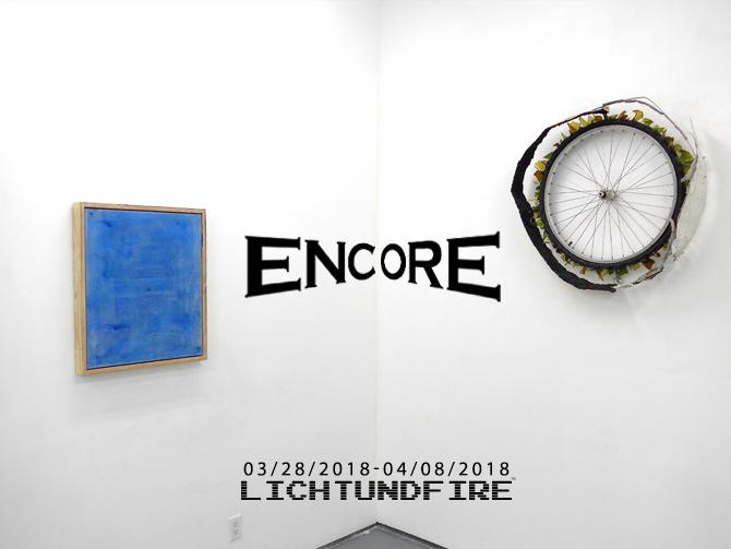 ENCORE March 2018 @ Lichtundfire