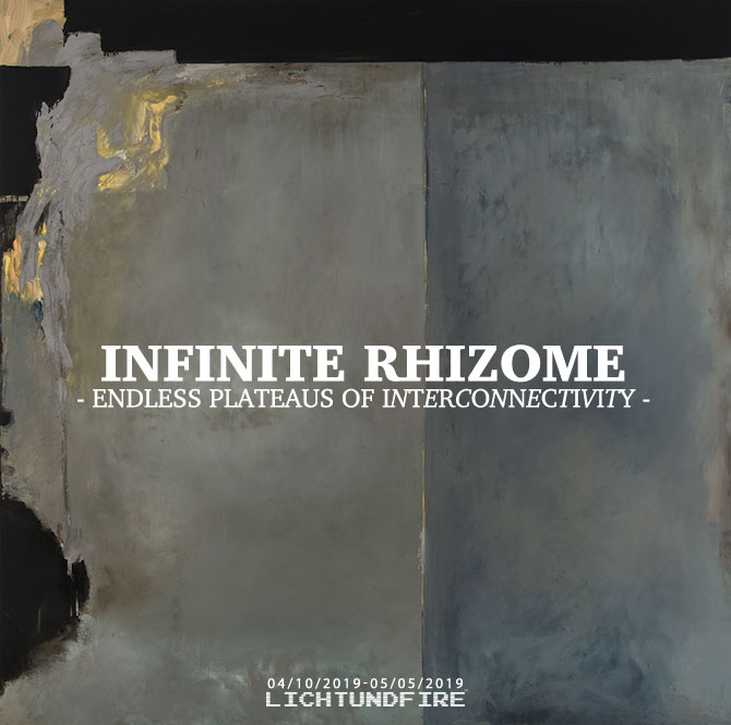 INFINITE RHIZOME Endless Plateaus of Interconnectivity @ Lichtundfire