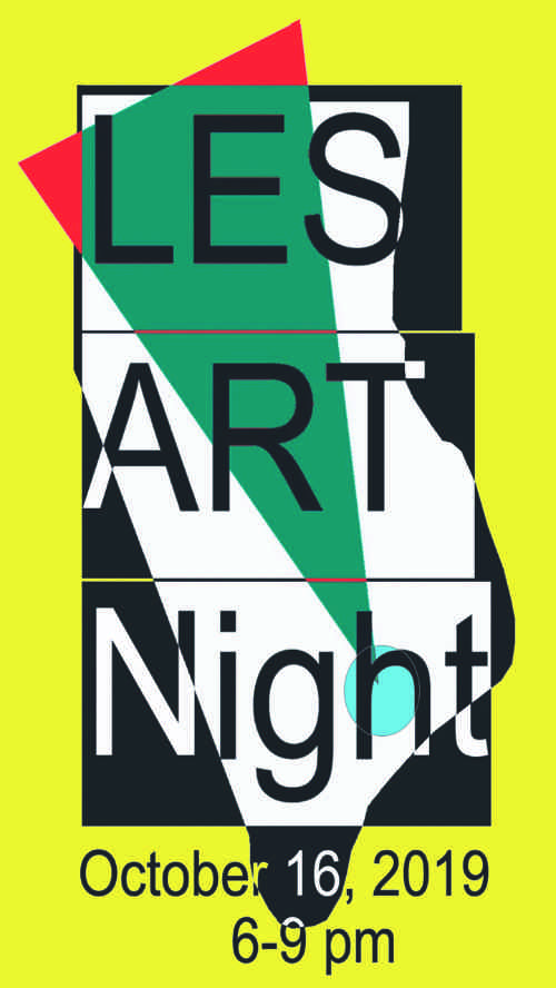 LES ART NIGHT October 2019 @ Lichtundfire