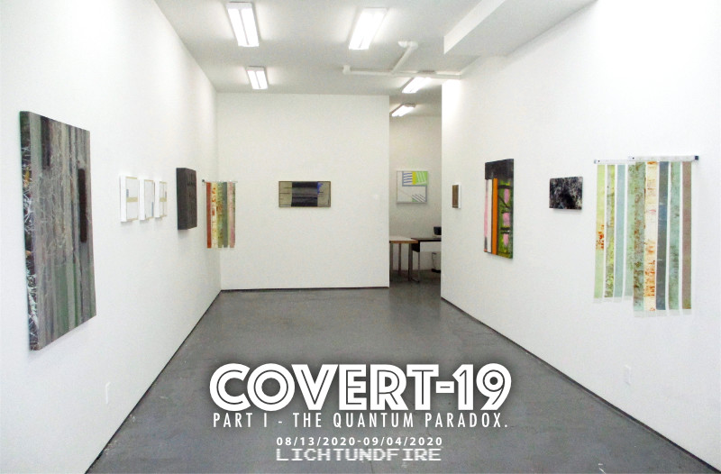 COVERT-19 PART 1 - THE QUANTUM PARADOX August 2020 @ Lichtundfire