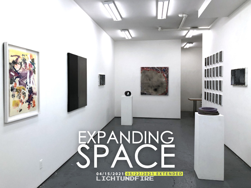 EXPANDING SPACE April 2021 @ Lichtundfire
